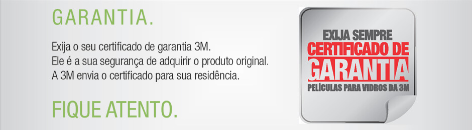 Garantia 3M